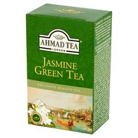 AHMAD TEA Jasmin Green Tea Herbata zielona liściasta