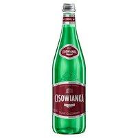 CISOWIANKA Naturalna woda mineralna silnie gazowana niskosodowa (butelka szklana)