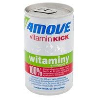 4Move Shot Witaminy+minerały Niegazowany napój cytryna-limonka