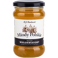 MIODY POLSKIE Miód pszczeli wielokwiatowy