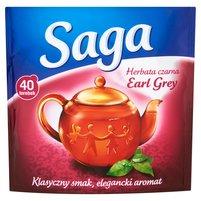 Saga Earl Grey Herbata czarna (40 tb.)