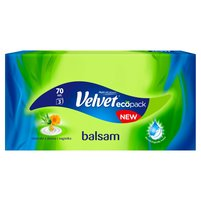 VELVET Balsam Chusteczki uniwersalne z ekstraktem z aloesu i nagietka