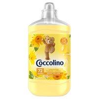 COCCOLINO Happy Yellow Płyn do płukania tkanin koncentrat (72 prania)