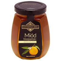 WIODĄCA MARKA Kwintesencja Smaku Miód hiszpański pomarańczowy