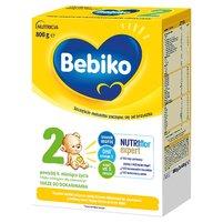 BEBIKO 2 Mleko następne dla niemowląt powyżej 6. m-ca