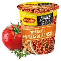 WINIARY Spaghetti po neapolitańsku