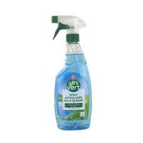 WIODĄCA MARKA Uni Vert Ekologiczny spray do czyszczenia łazienki antywapienny