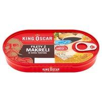 KING OSCAR Filety z makreli w sosie teriyaki
