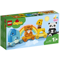 LEGO Duplo My First Pociąg ze zwierzątkami 10955 (1.5+)