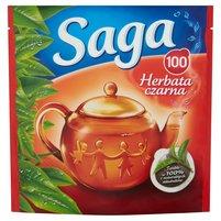 SAGA Herbata czarna (100 tb.)
