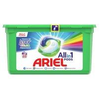 ARIEL Allin1 Pods Touch of Lenor Fresh Color Kapsułki do prania