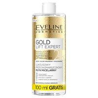 EVELINE Gold Lift Expert Luksusowy przeciwzmarszczkowy płyn micelarny