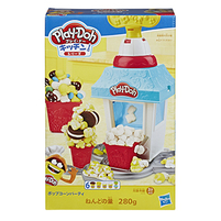PLAY DOH POPCORN PARTY