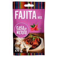 CASA DE MEXICO Mieszanka przypraw do Fajita