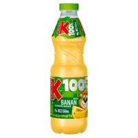 KUBUŚ 100% Sok jabłko banan brzoskwinia marchew