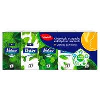 VELVET Aroma Chusteczki higieniczne zapachowe (10 x 10 szt.)