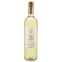 RINCON DEL SOL Chenin - Chardonnay Wino białe półwytrawne Argentyna
