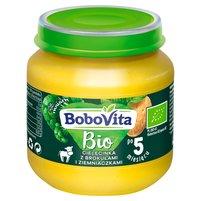 BOBOVITA Bio Cielęcinka z brokułami i ziemniaczkami po 5 miesiącu