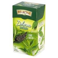 BIG-ACTIVE Zielona herbata Pure Green liściasta