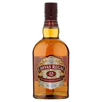 CHIVAS Regal Aged 12 Years Blended Scotch Whisky