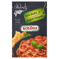 KOTANYI Sekrety Kuchni Włoskiej Spaghetti Bolognese Mieszanka przypraw