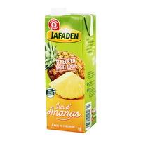 WIODĄCA MARKA Jafaden Sok ananasowy