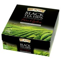 BIG-ACTIVE Pure Ceylon Herbata czarna 100% (100 torebek)