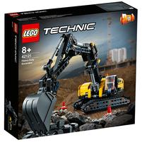 LEGO Technic Wytrzymała koparka 42121 (8+)