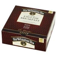 SIR WINSTON Tea Supreme English Breakfast Herbata czarna (100 tb.)