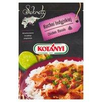 KOTANYI Sekrety Kuchni Indyjskiej Chicken Masala Mieszanka przypraw