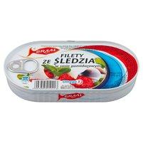 GRAAL Filety ze śledzia w sosie pomidorowym