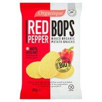 ORGANIQUE Ekologiczne pieczone chipsy ziemniaczane o smaku paprykowym