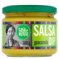 CASA DE MEXICO Salsa Guacamole Dip