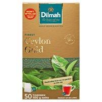 DILMAH Ceylon Gold Herbata czarna klasyczna (50 tb.)