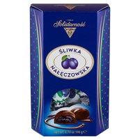 SOLIDARNOŚĆ Śliwka Nałęczowska w czekoladzie Bombonierka