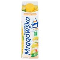 Mlekpol Maślanka Mrągowska mango-kardamon 1 l