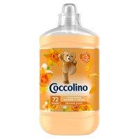 COCCOLINO Orange Rush Płyn do płukania tkanin koncentrat (72 prania)