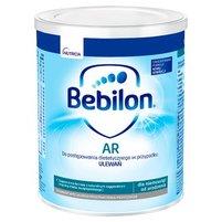 Bebilon AR Żywność specjalnego przeznaczenia początkowe medycznego 400 g