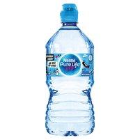 Nestlé Pure Life Woda źródlana niegazowana 1 l