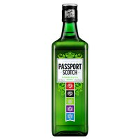 PASSPORT Scotch Szkocka Whisky typu blended