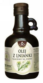 OF OLEJ Z LNIANKI 250ML