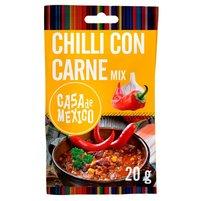 CASA DE MEXICO Mieszanka przypraw do Chilli con carne