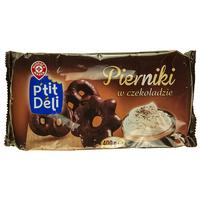 WIODĄCA MARKA Pierniczki w czekoladzie