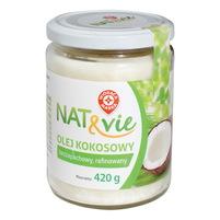 WIODĄCA MARKA Olej kokosowy bezzapachowy rafinowany