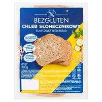 BEZGLUTEN Chleb słonecznikowy