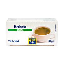 ECO+ Herbata zielona (20 tb.)