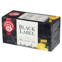 TEEKANNE  Black Label Lemon Mieszanka herbat czarnych (20 tb.)