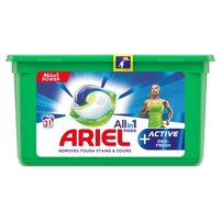 ARIEL Allin1 Pods +Active Odor Defense Kapsułki do prania