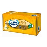 ZEWA Softis Balsam with Almond Oil + Aloe Vera Chusteczki higieniczne