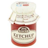 KROKUS Ketchup z przetartych pomidorów